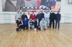 3 ноября 2019 года, во дворце спорта ГГНТУ имени Рамзана Ахматовича Кадырова состоялся футбольный матч