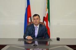 Начальником Управления Министерства юстиции Российской Федерации по Чеченской Республике назначен Таймасханов Масхуд Султанович